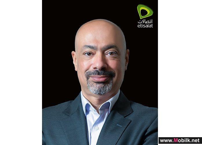 Etisalat Group appoints Masood Mohamed Sharif Mahmood as CEO for Etisalat UAE operations