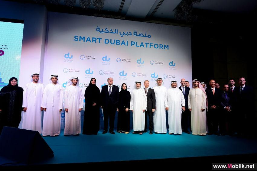 Smart Dubai Announces the Smart Dubai Platform with Strategic