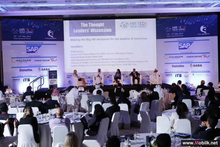 MENA region's first HR Tech Summit a resounding success with both HR and IT leaders