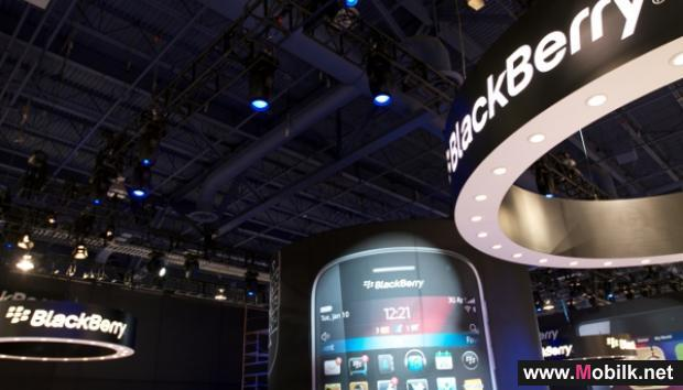 RIM Showcases New BlackBerry 7.1 OS at CES 2012