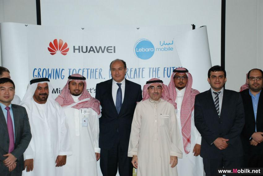 Huawei enables Lebara Mobile KSA to launch first Mobile Virtual Network Enabler in the region