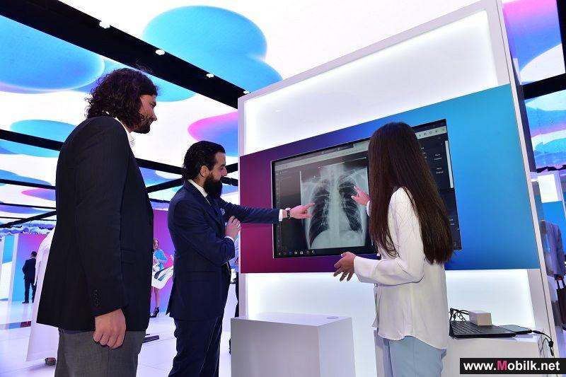 du Introduces Innovative Marketplace for AI-Powered eHealth Solutions at GITEX Technology Week 2019
