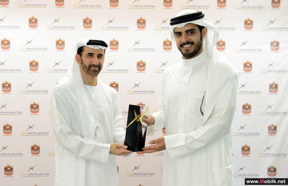 هيئة تنظيم الاتصالات تطلع على أفضل الخبرات والممارسات في قطاع الاتصالات مع شقيقتها في دولة الإمارات