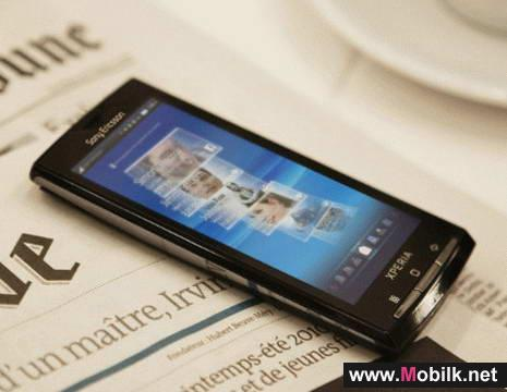 Sony Ericsson expands Xperia family in the Middle East with two new generation Android smartphones