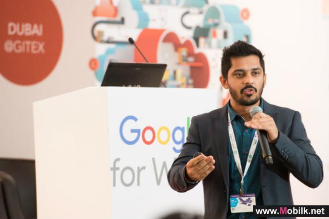 مختبر جوجل للمهارات الإبداعية يدعم الابتكار في أسبوع  جيتكس للتقنية 2015