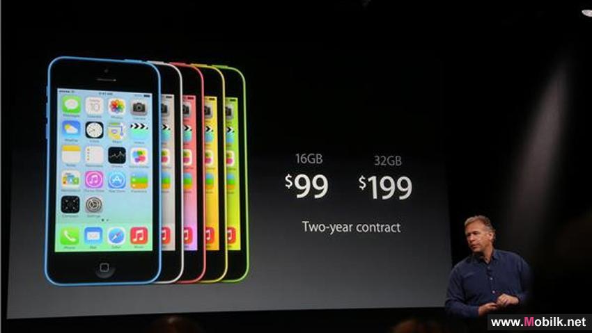 """""""فوكسكون"""" تغلق أحد خطوط إنتاج الهاتف iPhone 5C"""