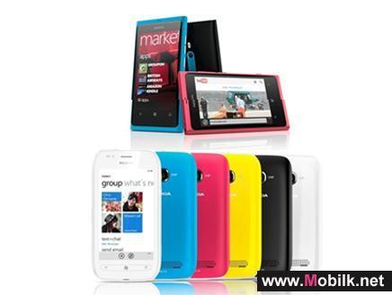 Lumia 800 و Lumia 710 جيل جديد من هواتف نوكيا