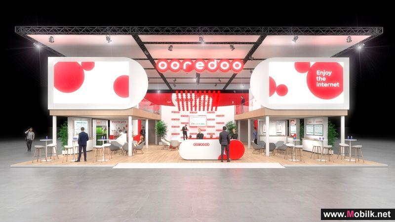 Ooredoo Group Announces Participation at Mobile World Congress 2018