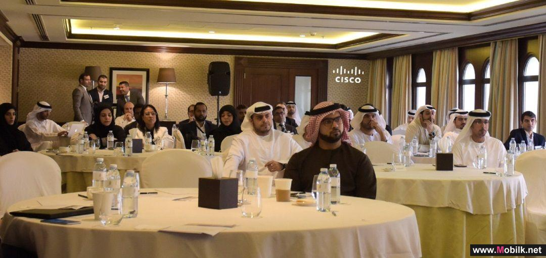Cisco and ADSIC Conduct Security Trends and Strategy Workshop for UAE Public Sector