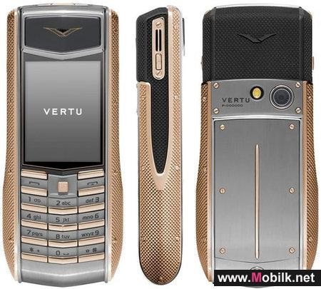 Unannounced Vertu Ascent X revs up to 5 megapixels, 32GB storage