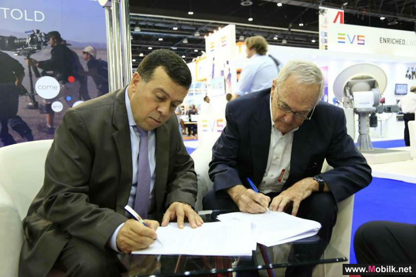 ABS Network Signs Major Encoder Systems Agreement with Telairity