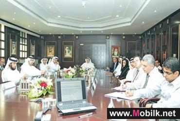كهرباء دبي تطلق خدمة الإشعار  لاستقبال آخر الأخبار والفعاليات    عبر الجيل الثالث