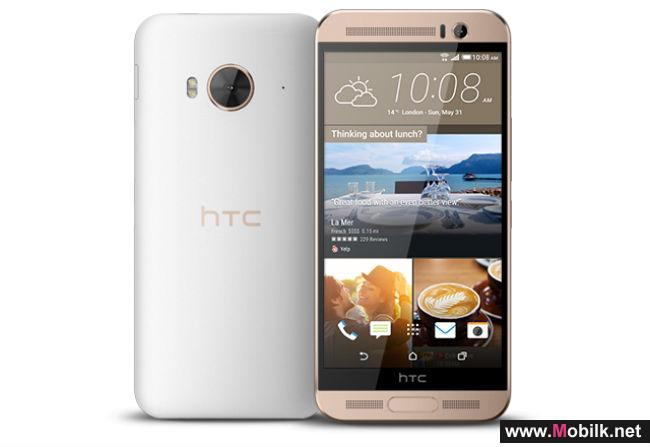 النسخة العالمية من هاتف HTC One M9 تتلقى تحديث جديد