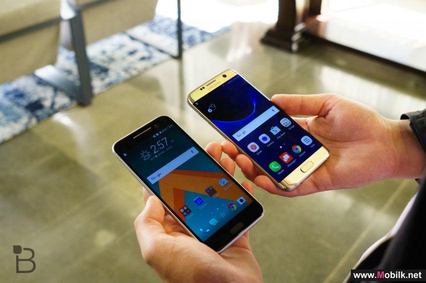افضل 4 هواتف ذكية فى العالم بتصميم انيق والوان جذابة
