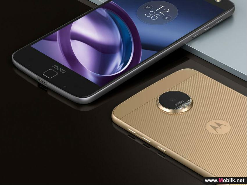 هاتف Moto Z الأنحف في العالم يحدث ضجة عالمية بمفهومه المبتكر