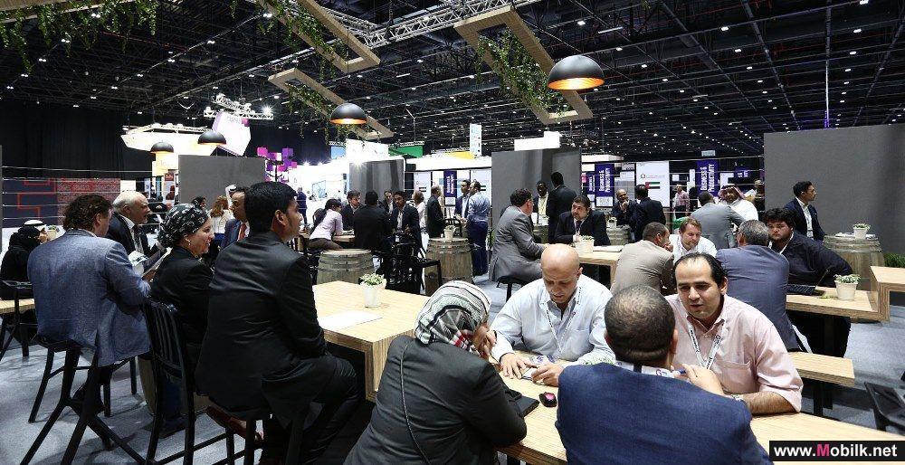 مستثمرون عالميون ورواد أعمال يعقدون شراكات هامة  في الحراك العالمي للشركات الناشئة بجيتكس