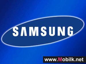 مبيعات أجهزة الاتصالات تعزّز نمو عائدات سامسونج في الربع الثاني من 2011