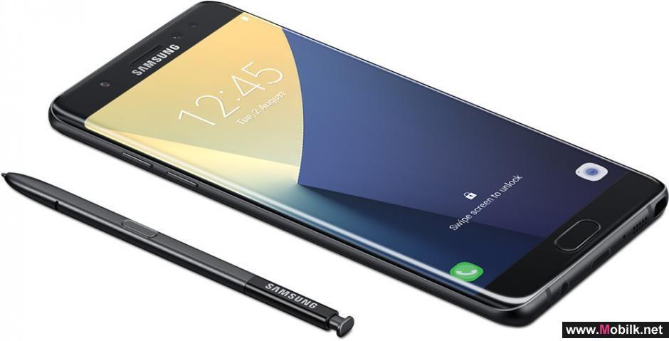 دو تعلن عن توفير هاتف سامسونج الأحدث Galaxy Note8 لعملائها في دولة الإمارات