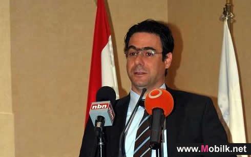 وزير الإتصالات اللبناني يتحدّث عن آلية لتعويض المشتركين بسبب مشاكل شبكتي الخليوي
