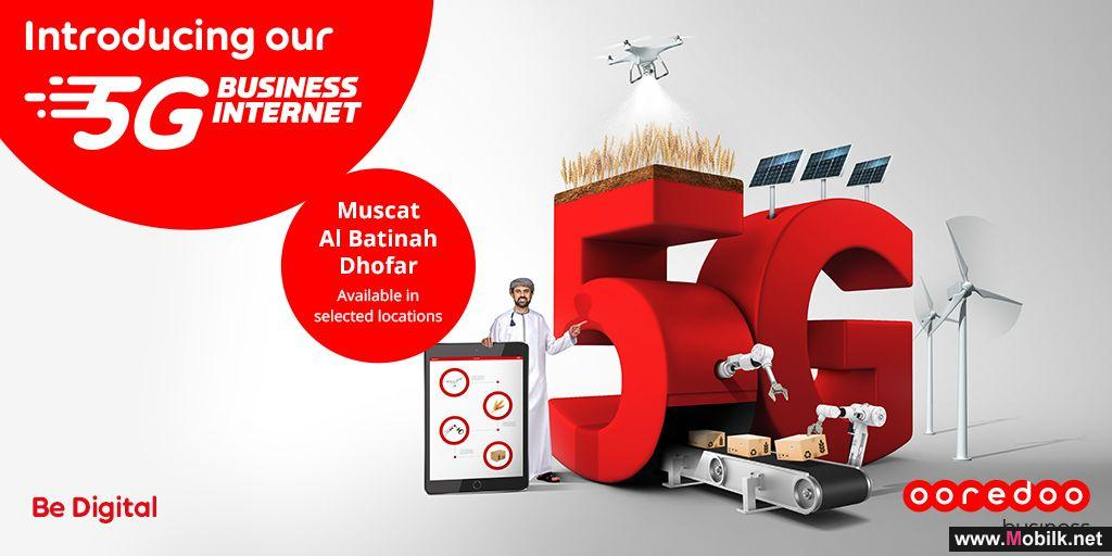 Ooredoo Getting Businesses Future-Ready with 5G