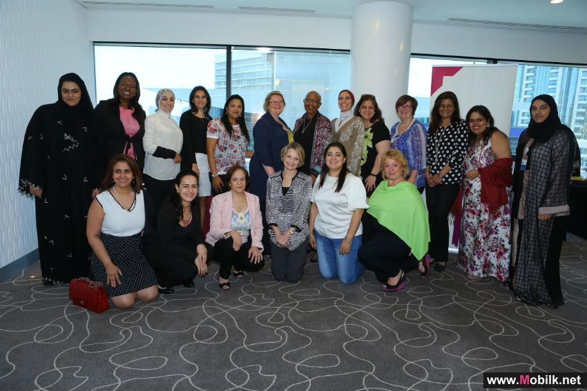 شركة ليميتليس تقدم ورشة عمل عن الموازنة بين العمل والحياة الشخصية في مجلس سيدات أعمال دبي