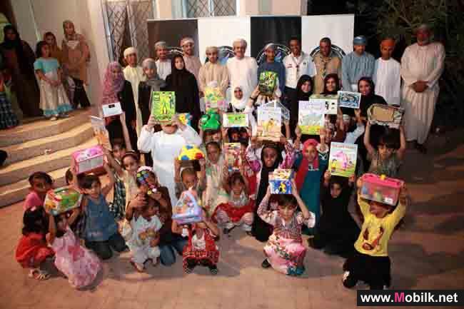 النورس تصل منطقة الظاهرة وتقدم مساعدتها لجمعية المرأة العمانية بولاية ينقل