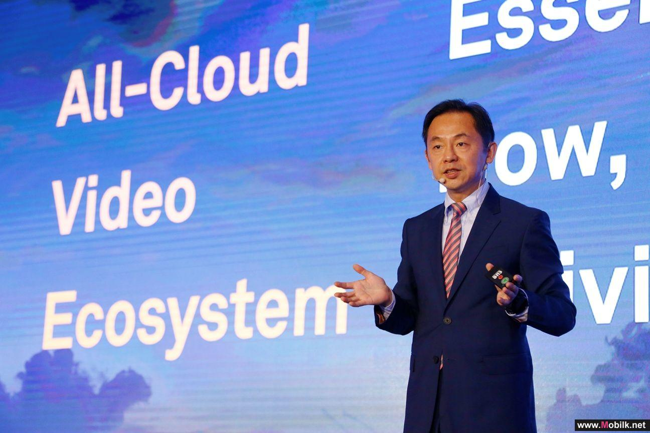 Go Digital, Go Cloud: Huawei Explores New Growth Potential in an Intelligent World