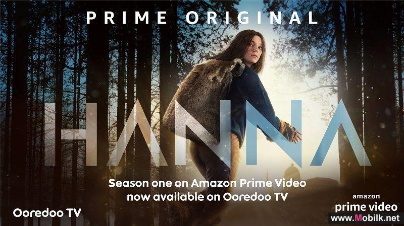 Ooredoo توفر محتوى ترفيهي من Amazon Prime Video لعملائها