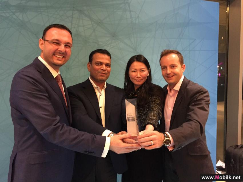 Avaya Named 'Networking Vendor of the Year'