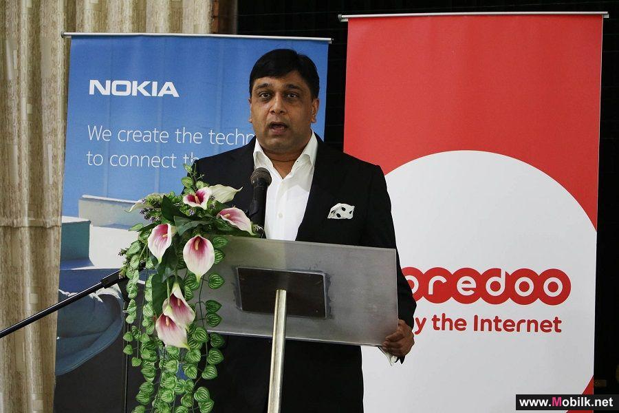 Nokia and Ooredoo set up Myanmar's first 5G Telecommunications Technology Center in Yangon Technological University