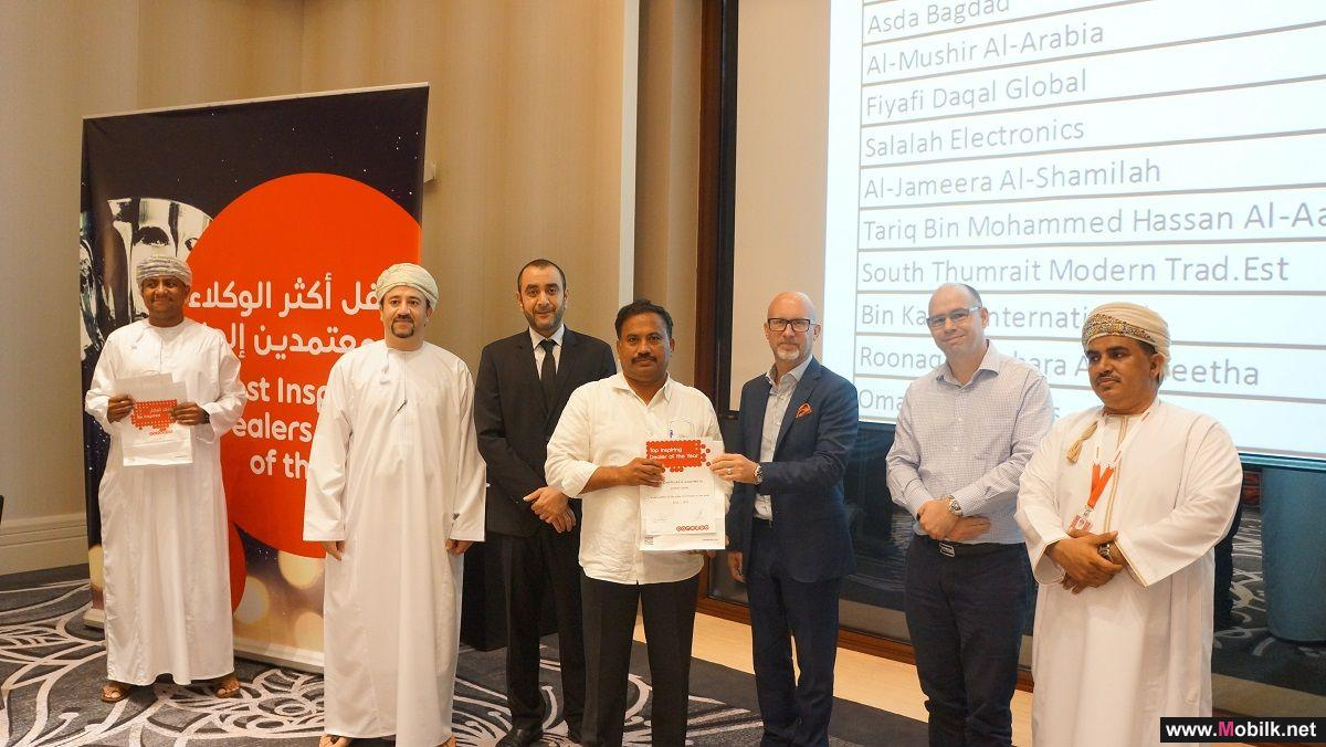 Ooredoo Celebrates Distributor Excellence During Most Inspiring Dealers Event