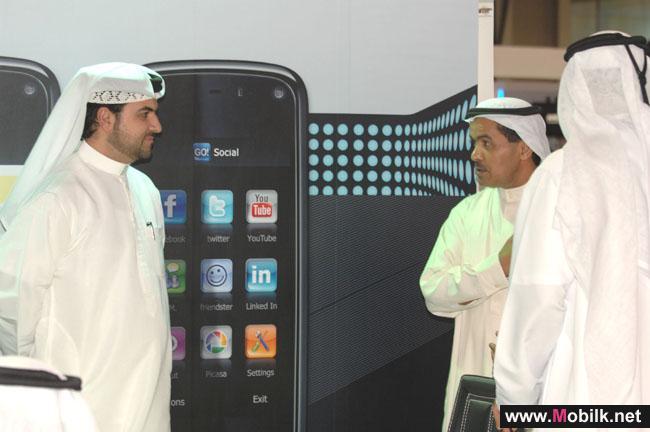 التطبيقات النقالة تستأثر باهتمام مستخدمي الهواتف الذكية في الشرق الأوسط