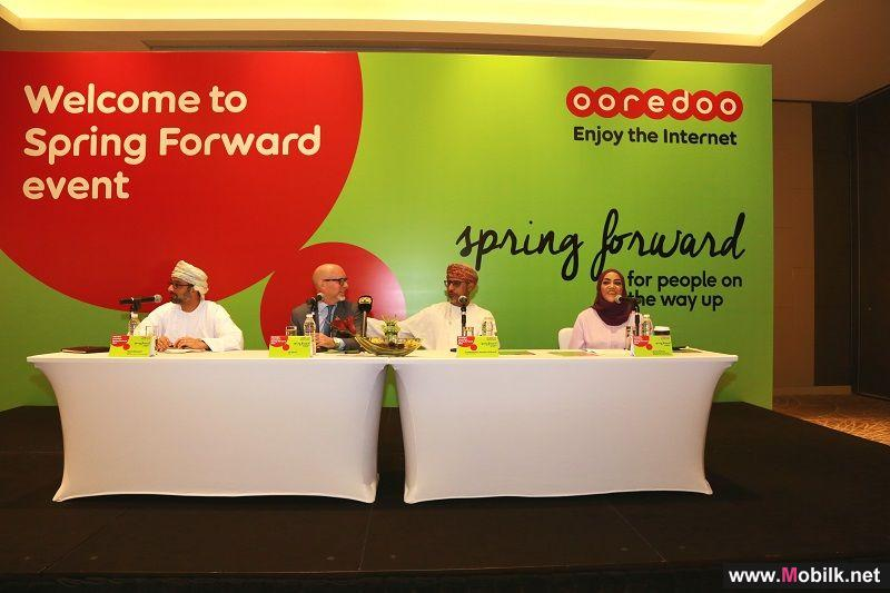 Ooredoo Springs Forward with New Leadership Program