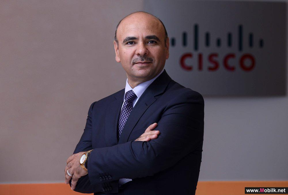 Cisco Middle East Appoints Ziad Salameh Managing Director for its West Region