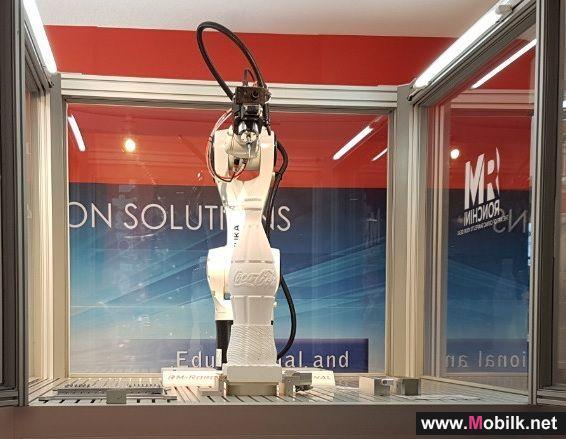جاكيس لحلول الأعمال تستعرض الحل الروبوتي المتطور RM-RoboCut 3D خلال فعاليات أسبوع جيتكس للتقنية