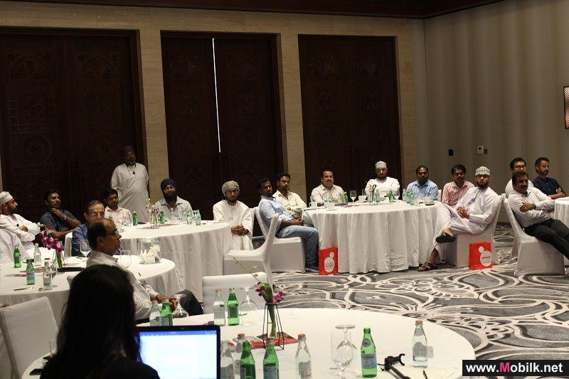 Ooredoo Hosts B2B Event to Connect with Businesses in Salalah