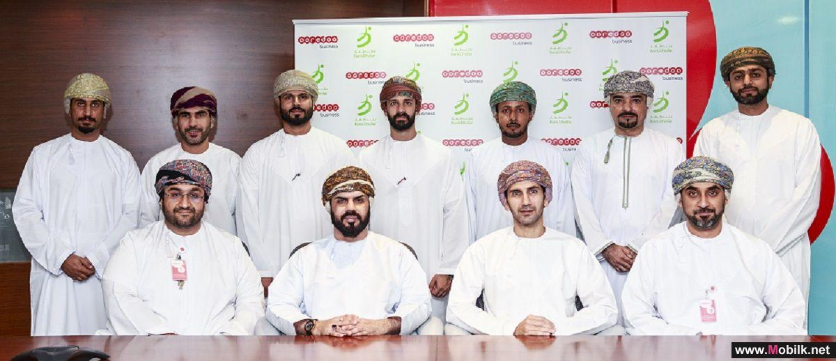 Ooredoo and Bank Dhofar sign MOU to Enrich the Digital Lives of Customers