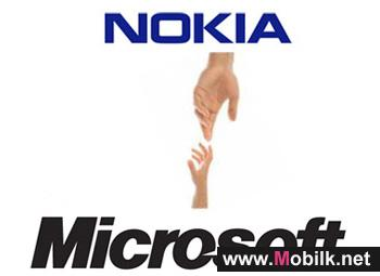 Nokia and Microsoft forge deal