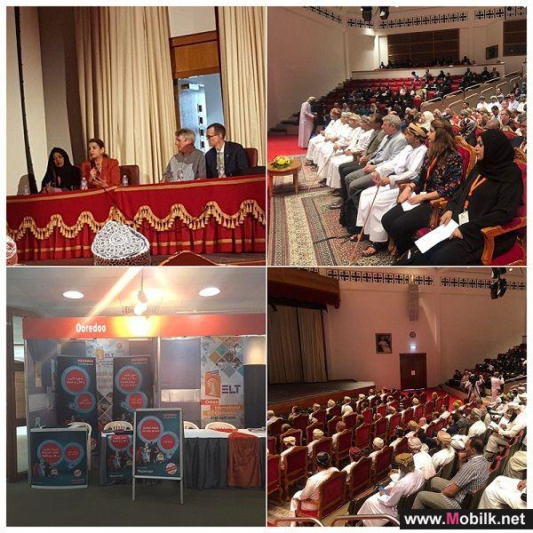 Ooredoo Supports the Teaching Community at the 19th International ELT Conference