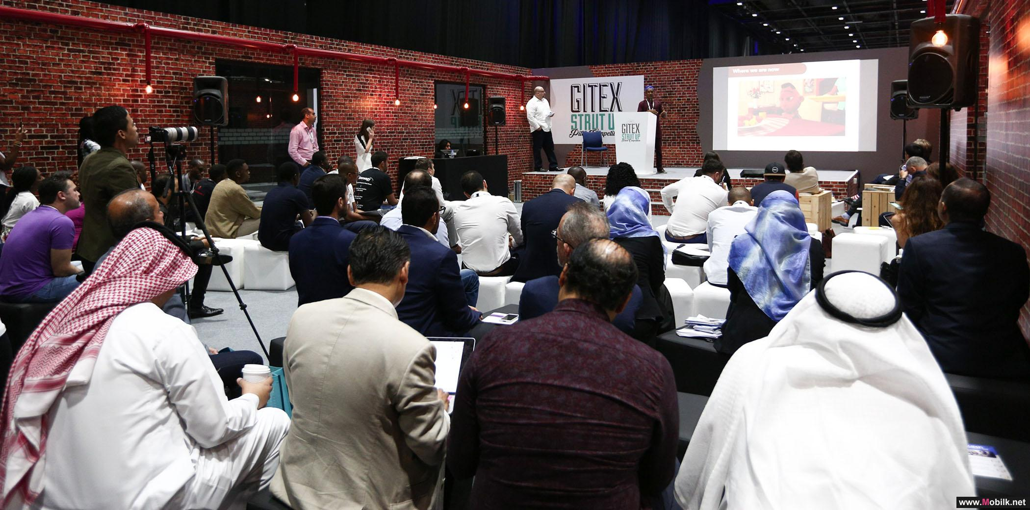 Dubai Host Global Entrepreneurs at GITEX Global Startup Movement