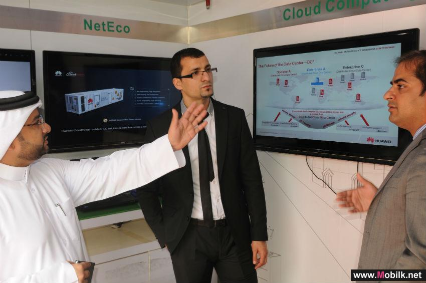 Huawei Redefines 'Cloud' in Business During Qatar Innovation Road Show