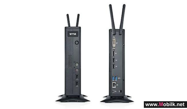 Dell First Major OEM to Deliver Thin Clients Based on Windows 10 IoT Enterprise and Microsoft Azure-Ready VDI Performance with Wyse vWorkspace 8.6 Software