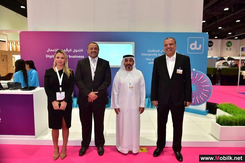 دو تحتفي بروح ريادة الأعمال في دولة الإمارات خلال مشاركتها في معرض SME Expo للشركات الصغيرة والمتوسطة 2019 في أبوظبي