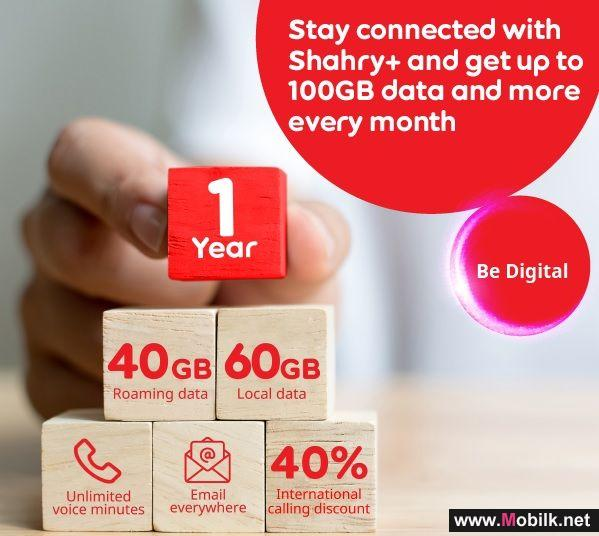 Mobilk - Ooredoo Shahry+ Offer Gives Businesses Extra Value