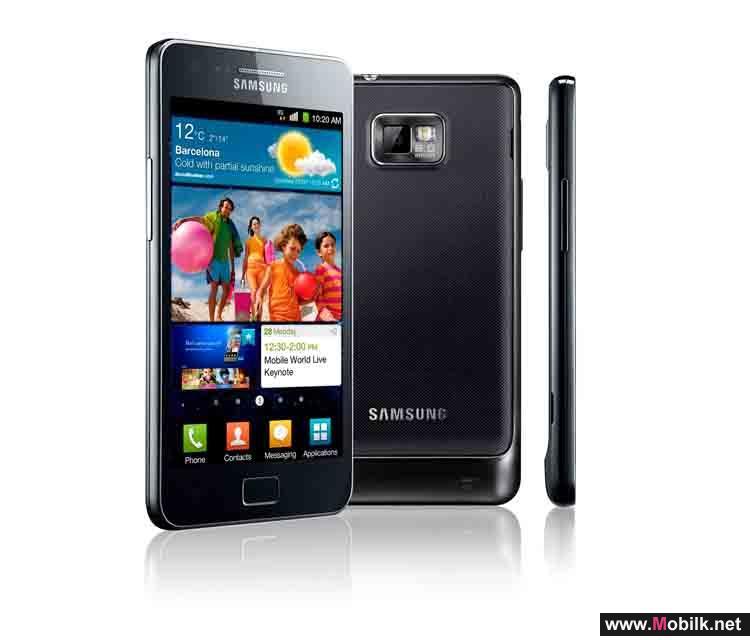 مبيعات سامسونج العالمية تخترق حاجز 30 مليون وحدة من هواتف جالسكي إس و جالكسي إس 2 الذكية