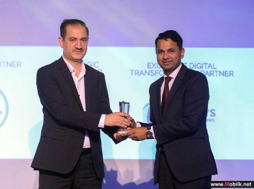 TransSys Solutions Wins 'Best Return on Investment' Award At Network World Middle East Awards 2016