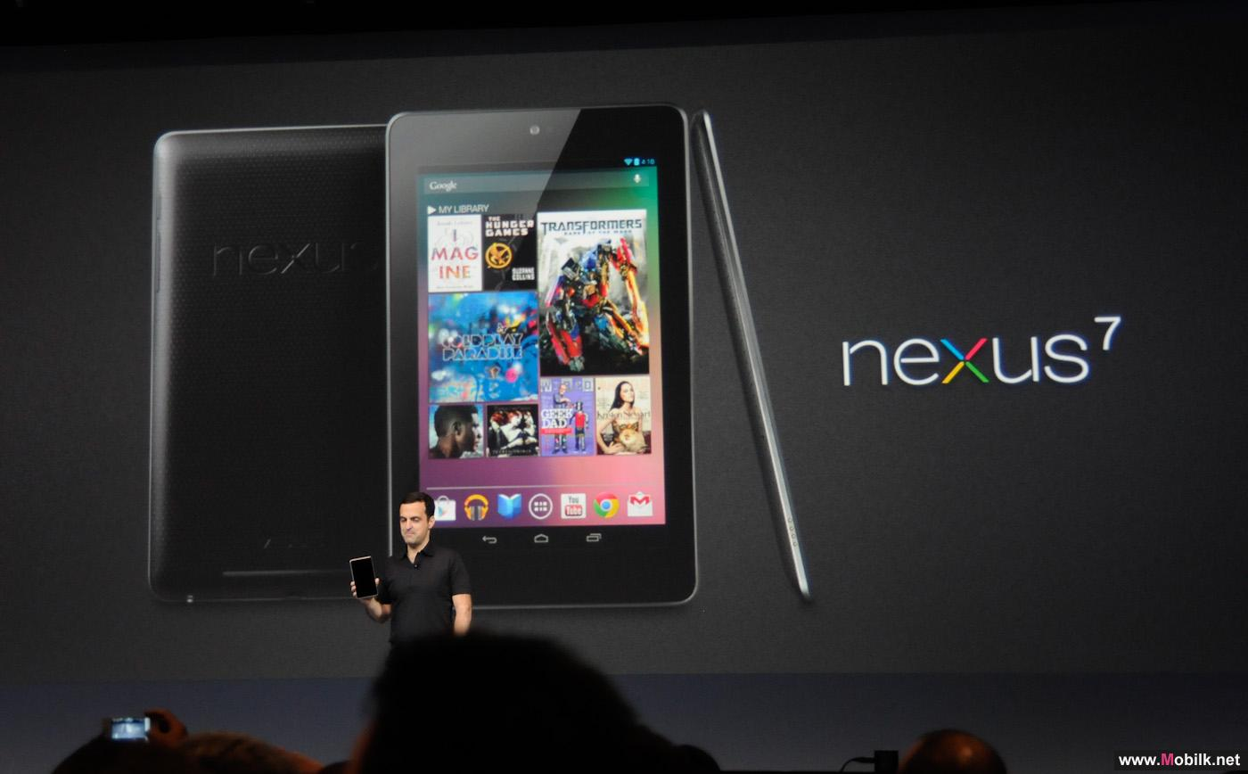 Nexus 7 Arrives to the MENA region with Full Arabic Support