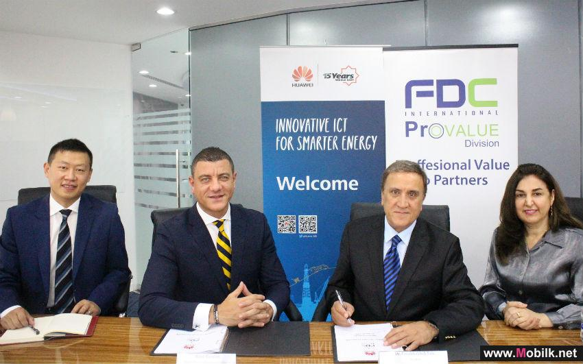 Huawei expands regional SME support through new channel partnership with FDC International
