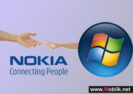 نوكيا ومايكروسوفت توقعان الاتفاقية النهائية قبل موعدها