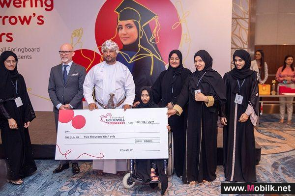 Ooredoo Awards Springboard & Spring-Forward Winners with Start-Up Budget